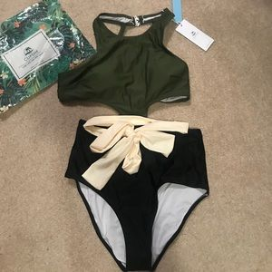 Brand new CUPSHE one piece